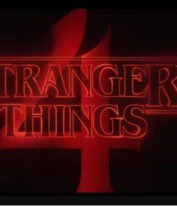 «Stranger Things» da sorpresa en el adelanto de su cuarta temporada