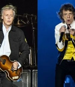 McCartney, Rolling Stones y Sheeran piden apoyo para la industria musical