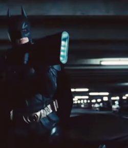 Nolan eliminó una escena de «Batman» por violenta