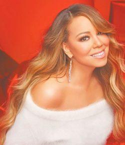 Mariah Carey da mensaje de poder al mundo