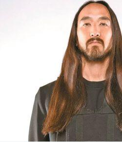 Steve Aoki se declara fan de Christian Nodal