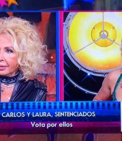 En vivo, Laura Bozzo le grita «ábrete perra» a Lolita Cortés