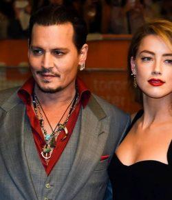 Johnny Depp le gana una batalla a Amber Heard