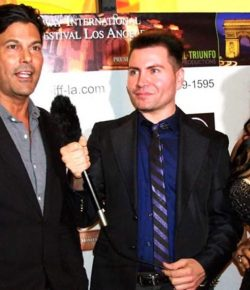 Francisco Gattorno debuta como director de cine