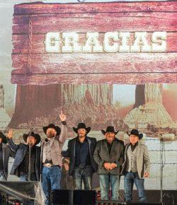 Intocable regresa a los escenarios con concierto al aire libre
