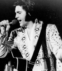Elvis Presley murió por malos genes y no por las drogas, según nueva biografía