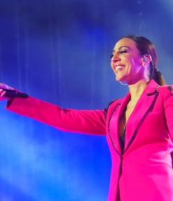 Mónica Naranjo no haría serie de su vida: «es bastante normal y aburrida», dice
